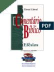 COMENTÁRIO BÍBLICO - EFÉSIOS