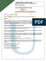 Guia Proyecto Finaln 1- 2014