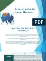 Administración del Recurso Humano