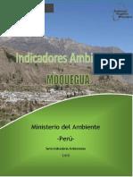 Boletin de Indicadores Ambientales - Moquegua (1)