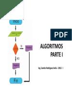 Algoritmos i 2013