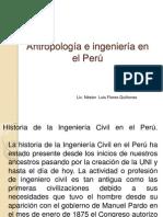 Antropologia e Ingenieria en El Peru
