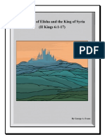 The Story of Elisha and the King of Syria