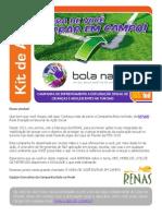 RENAS - Kit de Ação Bola da Rede