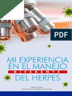 Mi Experiencia en El Manejo...Del Herpes