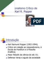 Racionalismo Crítico de Karl Popper