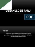 TUBERKULOSIS PARU PADA ANAK