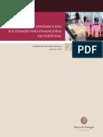 Estudos da CB _Soc. não Financeiras2_2010