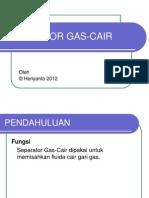 02 Separator Gas-Cair
