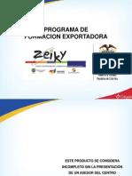 2376 Introduccion a La Logistica Internacional - OfE MEMORIAS PROG EMP EXTERIOR