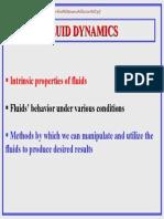 Fluid Dynamics_Laminar & Turbulent Flow_Lecture I