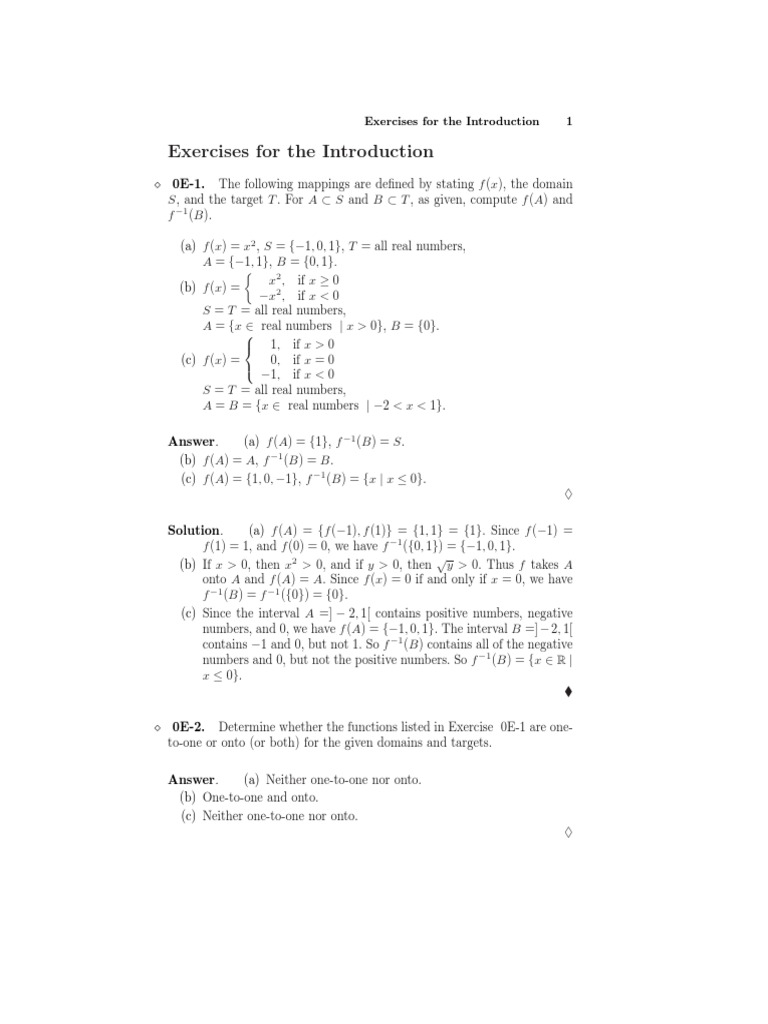 165851529 Solution Manual Elementary Classical Analysis Marsden Chap 1 to 4  | Sequence | Line (Geometry)