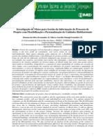 Investigacao de Meios de Gestao de Informacao Para Projeto Com Flexibilizacao e Personalizacao