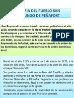 Historia de San Raymundo