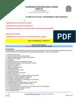 Programas e Bibliografias 4