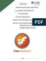 Free Web Store