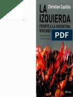 Debate Los Intelectuales, El Kirchnerismo y La Izquierda