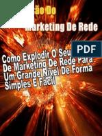 A Explosão do Marketing de Rede