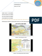 Laporan Kuliah Lapangan Geologi Umum