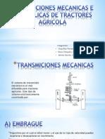 Trasmisiones Mecanicas e Hidraulicas