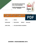 Plan Gestion de Riesgos Incial 2014