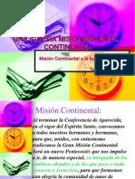 Misión Continental JAR U.ppt