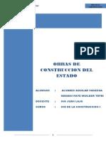 Obras de Contruccion Del Estado Urgent Cc - Copia