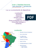 1a. El Peru. Un Pais Particular. 1