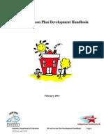 4 03 02 iep and lesson plan development handbook - schoolhouse document