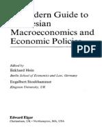 Marc Lavoie History and Methods of Post Keynesian Economics 184458