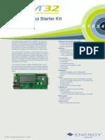 t0009 Efm32 g8xx Stk Data Sheet