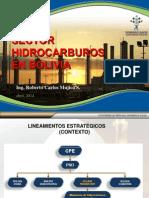 Sector Hidrocarburos en Bolivia.pptx