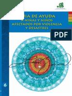 Guía N° 06_Ayuda a niños y niñas afectados por violencia y desastres