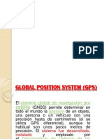 Global Position System (GPS) Samuel 2