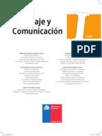 Lenguaje y Comunicación 1° medio