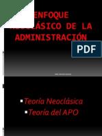 Enfoque Neoclásico de la Administración 2