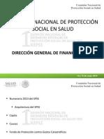10. Política de Financiamiento