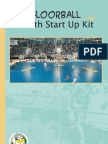 Floorball Youth Startup Kit