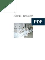 Modulo Farmacia Hospitalaria 2012