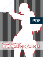 Espionage Genre Toolkit New World Disorder