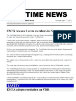 Maritime News 17 Apr 14