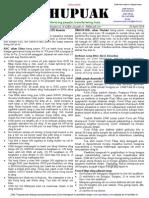 Thupuak Volume 8, Issue 46 (20 April 2014)