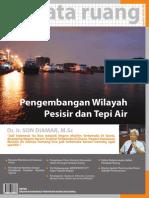 Buletin TATA RUANG. Edisi September-Oktober 2009. Pengembangan Wilayah Pesisir dan Tepi Air
