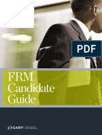 New FRM Candidate guide