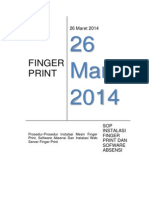 SOP Finger Print