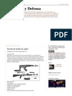 reseña de fusiles de asalto
