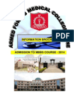 AFMC MBBS Brochure