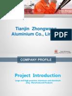 Tianjin Zhongwang Profile