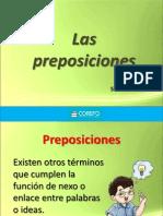 5 de Prim Las Preposiciones 7