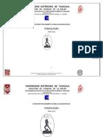 PLAN PROGRAMATICO, FISIO , OTOÑO 2014